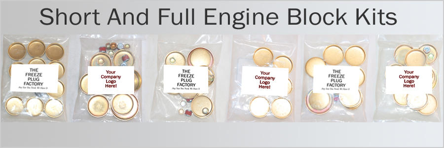 Pioneer PE116BR Engine Expansion Plug Kit